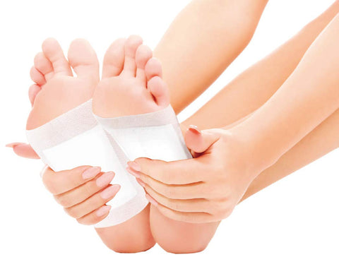 Detox Cleanse Foot Pads 10 Per Pack