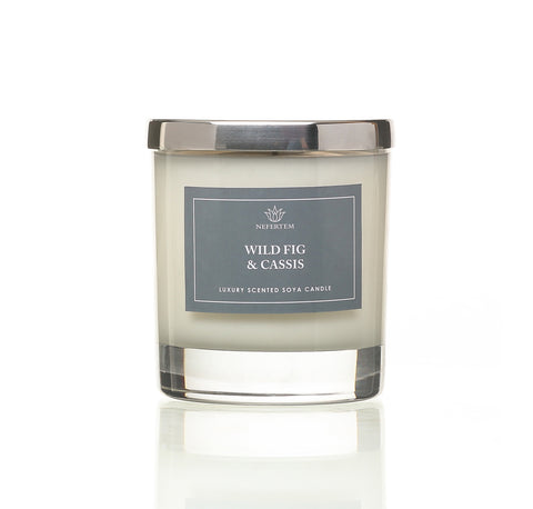 wild fig and cassis candle
