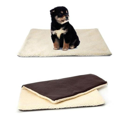 Self Heating Pet Pad Rug