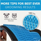 Pet Grooming Massage Hair Removal Brush