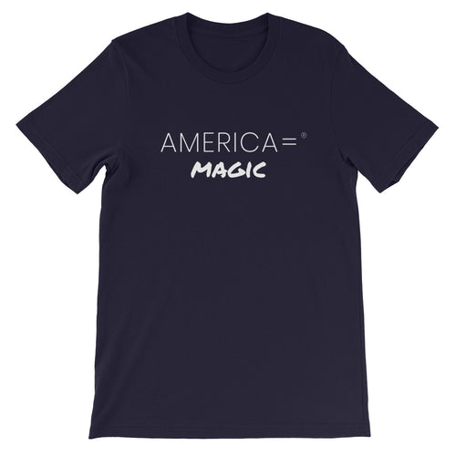 America = ®  Magic T-shirt | Unisex Humor & Fun T-shirts