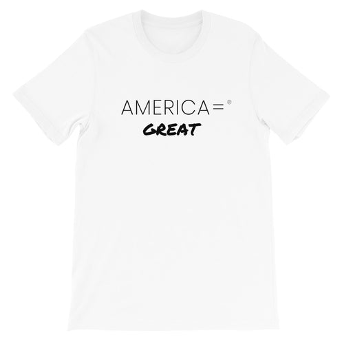 America = ® Great T-shirt | Unisex T-shirts