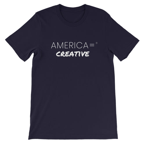 America = ®  Creative T-shirt | Unisex Business & Entrepreneurship T-shirts