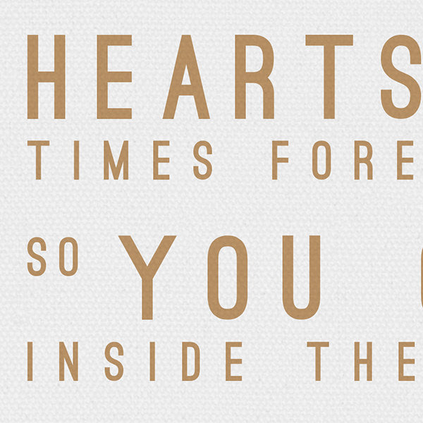 Ed Sheeran Lyrics Photograph Inspired Lyrics Typography Print