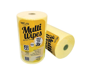 Heavy Duty Wipes Yellow