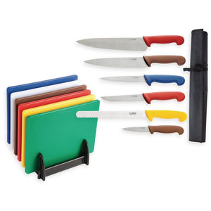 Hygiplas Colour Coded Chopping Kit