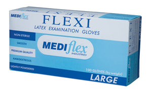 Mediflex Latex Glove (Low Powder)