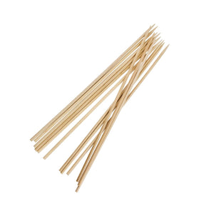Biodegradable Wooden Skewers 250mm