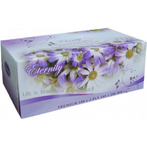 Eternity Facial Tissue 2 ply 180 sheet 36 boxes