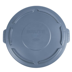 Rubbermaid Round Brute Lid 121.1Ltr