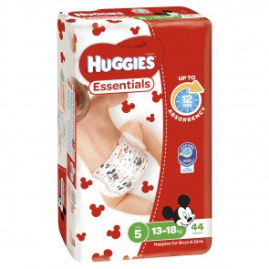 Huggies Essentials Walker 13-18kg 176's