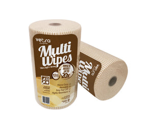 Heavy Duty Wipes Brown
