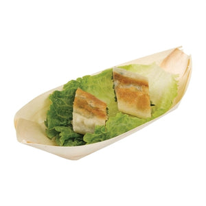 Biodegradable Wooden Boats 190mm