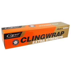 Cling Wrap Extra Strength 45x600m