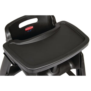 Rubbermaid Sturdy High Chair Tray