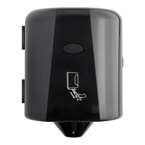 Centrefeed Towel Dispenser Black