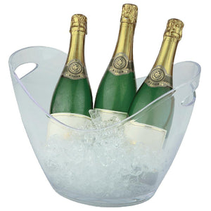 Acrylic Wine And Champagne Bucket Large