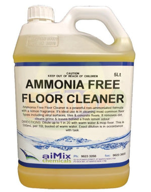 Ammonia Free Floor Cleaner