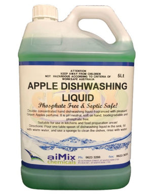 Green Apple Dishwashing Liquid