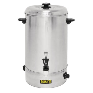 Apuro Manual Fill Hot Water Urn 20Ltr