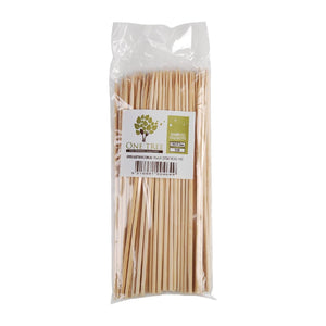 Bamboo Skewers Pointed 180mm