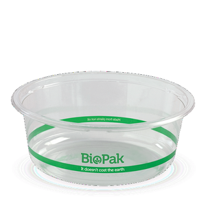 Biopak Wide Bowl 600mL