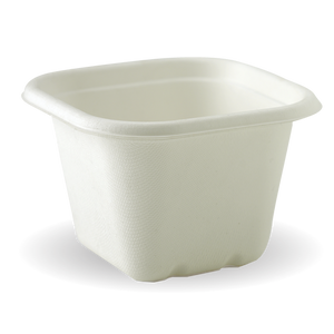 Biopak Takeaway Base White 630mL