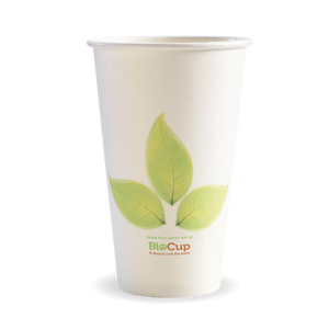 Biopak Single Wall Leaf 16oz