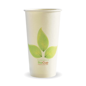 Biopak Single Wall Leaf 20oz