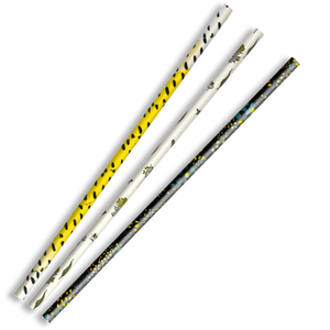 6mm Biopak Regular Art Series Paper Straws