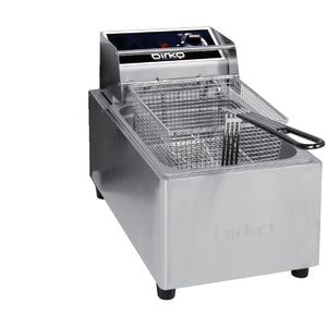 Birko Single Pan Bench Top Fryer 5Ltr