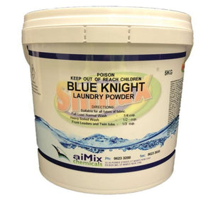 Blue Knight Laundry Powder