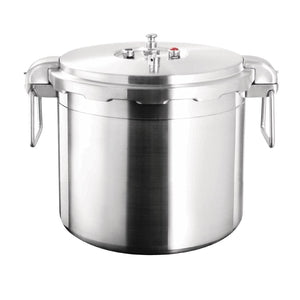 Buffalo Commercial Pressure Cooker 30Ltr