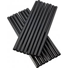 Cocktail Straw Black