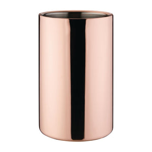 Copper Plated Wine Cooler