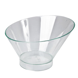 Disposable Canape Dish Low Slant