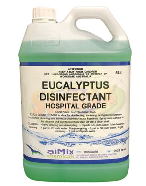 Disinfectant Eucalyptus Hospital Grade