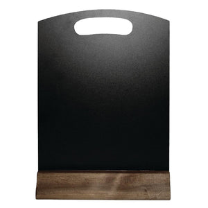 Freestanding Chalkboard 210 x 320mm