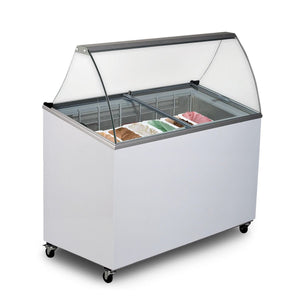 Gelato Display Chest Freezer GD0007S