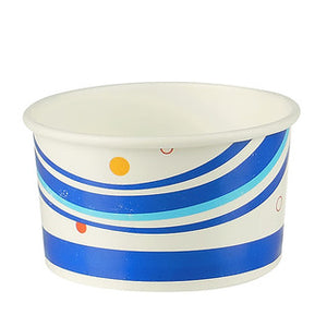 Ice Cream Cup Alfresco 5oz