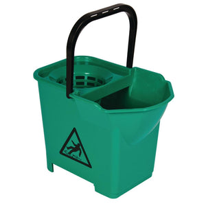 Jantex Mop Bucket Green