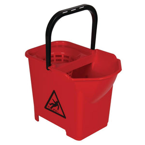 Jantex Mop Bucket Red