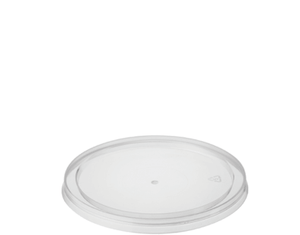 Lid for PET Round Container