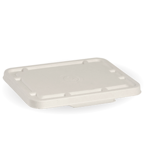 Lid Biopak 2 & 3 Compartment White