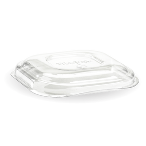 Lid Biopak Takeaway Clear 280-630mL
