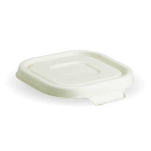 Lid Biopak Takeaway White 280-630mL