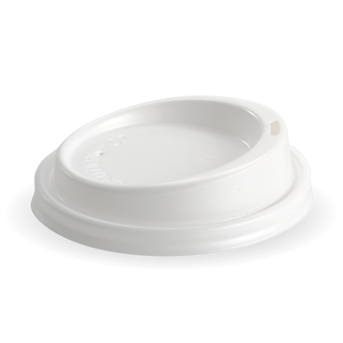 Lid Biopak Large Lid 8(90mm),12,16 & 20oz