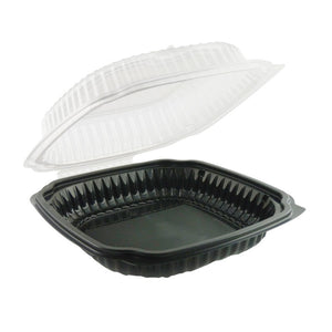Microwaveable Clamshell Large
