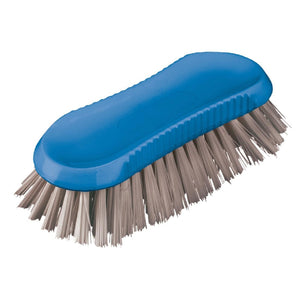 Oates Daisy Dairy Scrub Brush Blue
