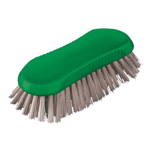 Oates Daisy Dairy Scrub Brush Green